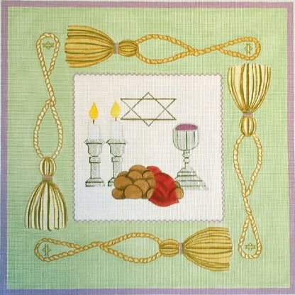 Challah Cover Tassels