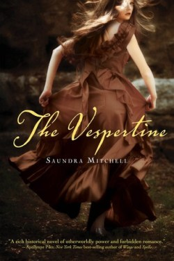 Review: The Vespertine by Saundra Mitchell