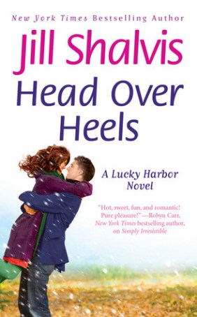 Review: Head Over Heels by Jill Shalvis
