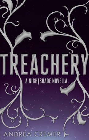 Bitsy Words: Treachery and Aftermath by Andrea Cremer