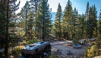 How to find FREE (or almost free) Camping