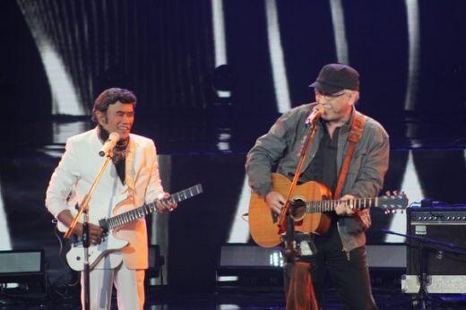 Gonews Duet Rhoma Irama Iwan Fals Membuat Konser Luar Biasa