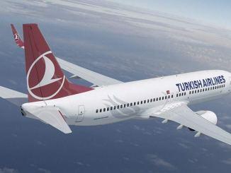 Avion Turkish Airlines. FOTO Star Alliance