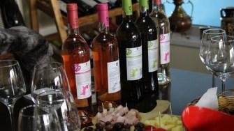 Vinurile de la Domeniul Vlădoi. FOTO Adrian Boioglu