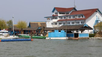 Concursul a fost organizat în incinta de pescuit a Complexului Cormoran din Delta Dunării. FOTO Adrian Boioglu