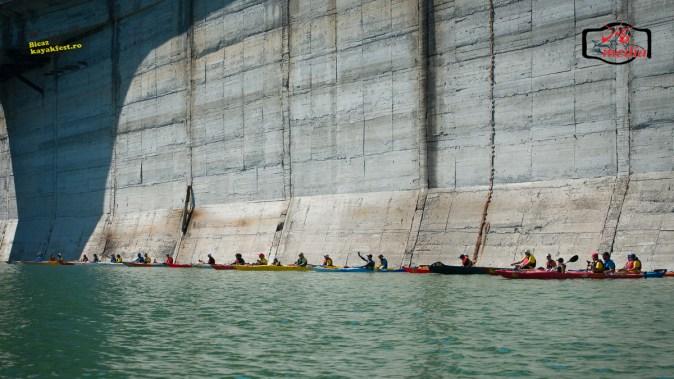 De Rusalii se ține Bicaz Kayak Fest