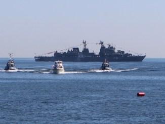 Ziua Marinei, la Constanța. FOTO Adrian Boioglu