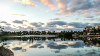 Fiecare hotel are ieșire la o lagună, la un canal. FOTO Cătălin SCHIPOR