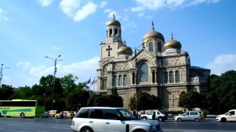 Catedrala Ortodoxă din Varna. FOTO Gonext.ro