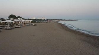 Plajă din Antalya. FOTO GOnext.ro