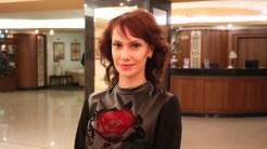 Juliana Yordanova, director de marketing. FOTO Adrian Boioglu