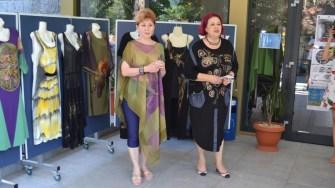Simona Pascale și Maria Carmen Ștefănescu. FOTO gonext.ro