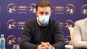 Cătălin Țibuleac, președintele Asociației Delta Dunării. FOTO Paul Alexe