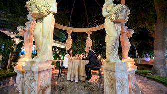 Lebăda Luxury Resort & Spa din Delta Dunării.
