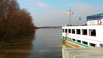 Nava de croazieră MS Diana. FOTO Paul Alexe