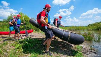 Competiția de Carpathian Adventure are 20 de ani. FOTO Outward Bound România