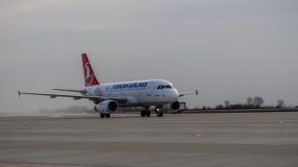 Compania aeriană Turkish Airlines a reluat zborurile Constanța – Istanbul și retur. FOTO Paul Alexe