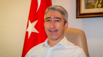 Mehmet Oktay, primarul din Marmaris. FOTO Paul Alexe