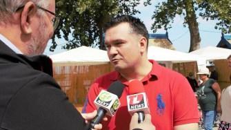 Mita Mergeani, administrator public al județului Tulcea. FOTO Paul Alexe