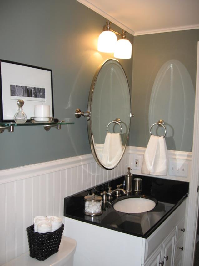 Apartment Bathroom Decorating Ideas On A Budget 19