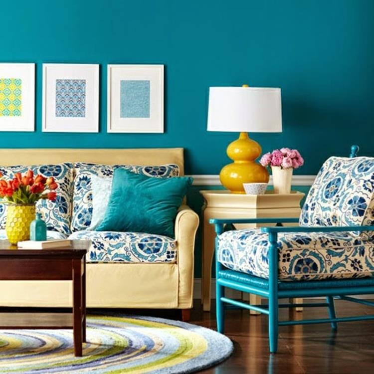 Best Living Room Color Scheme Ideas 34