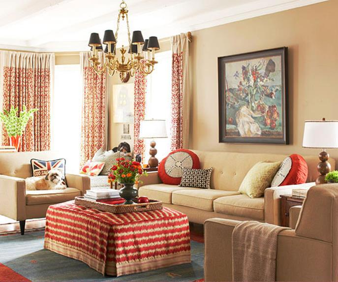 Best Living Room Color Scheme Ideas 5