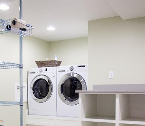 Best Paint Color For Small Laundry Room 11