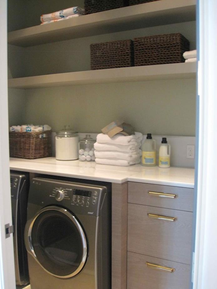 Best Paint Color For Small Laundry Room 13
