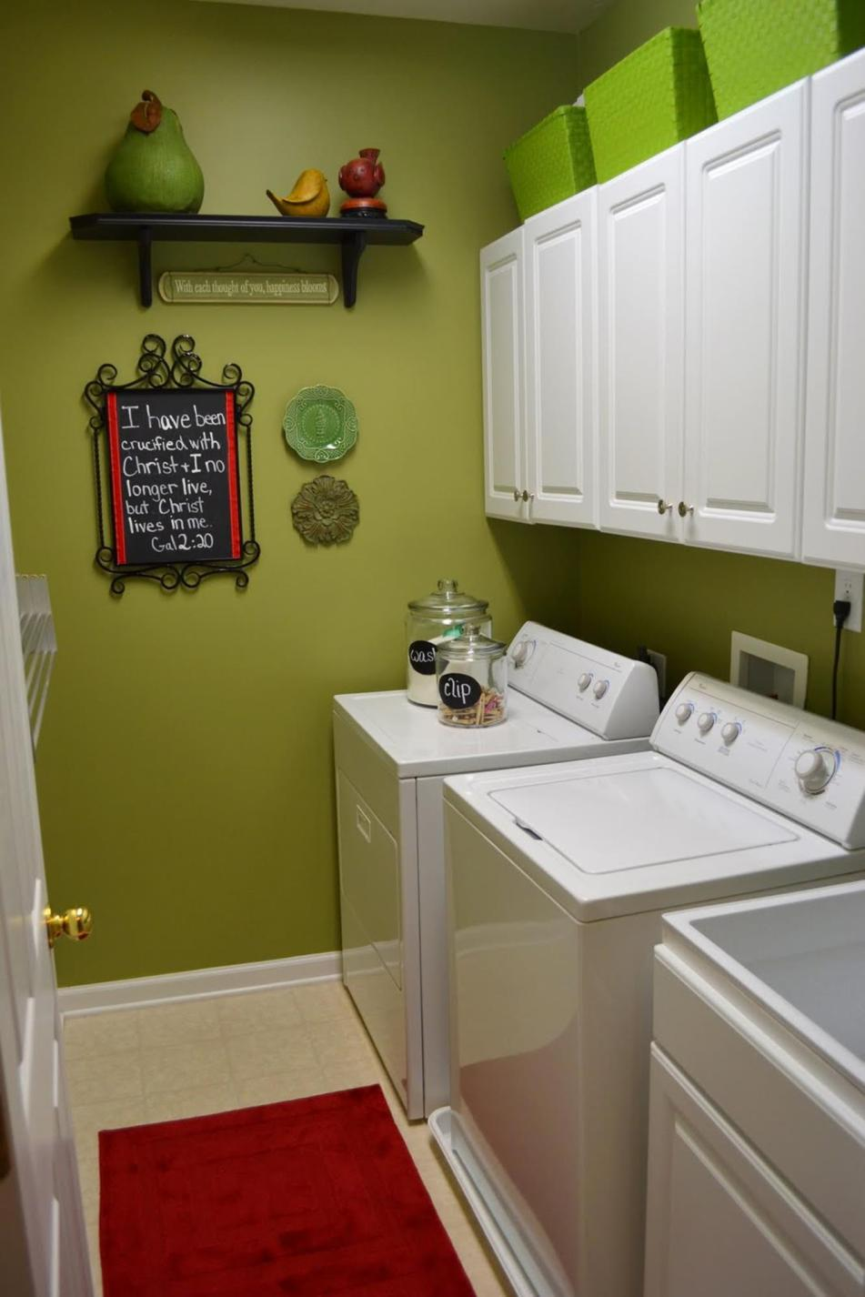 Best Paint Color For Small Laundry Room 15