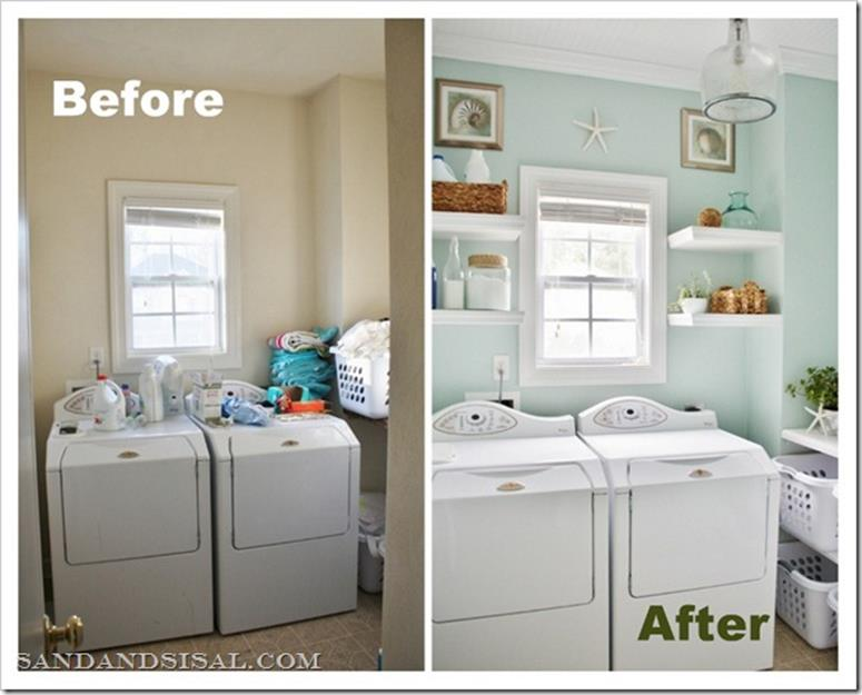 Best Paint Color For Small Laundry Room 2