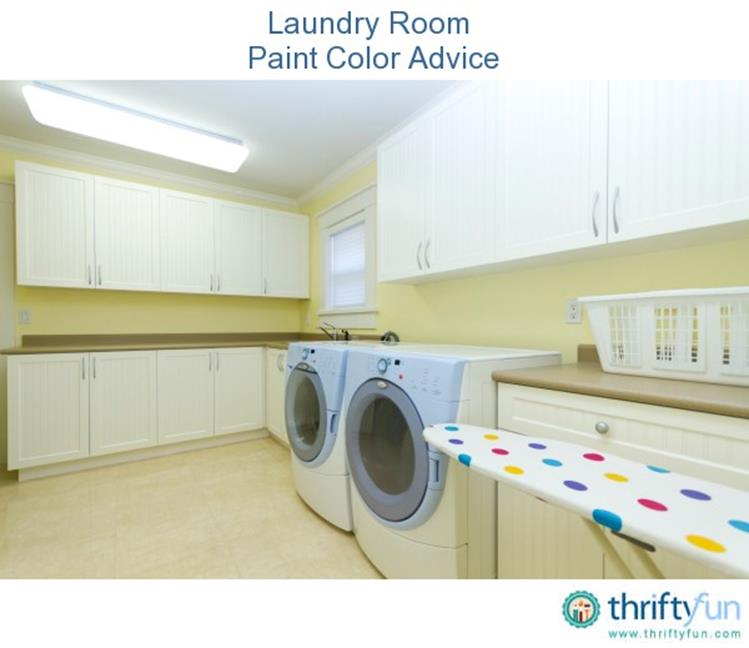 Best Paint Color For Small Laundry Room 20