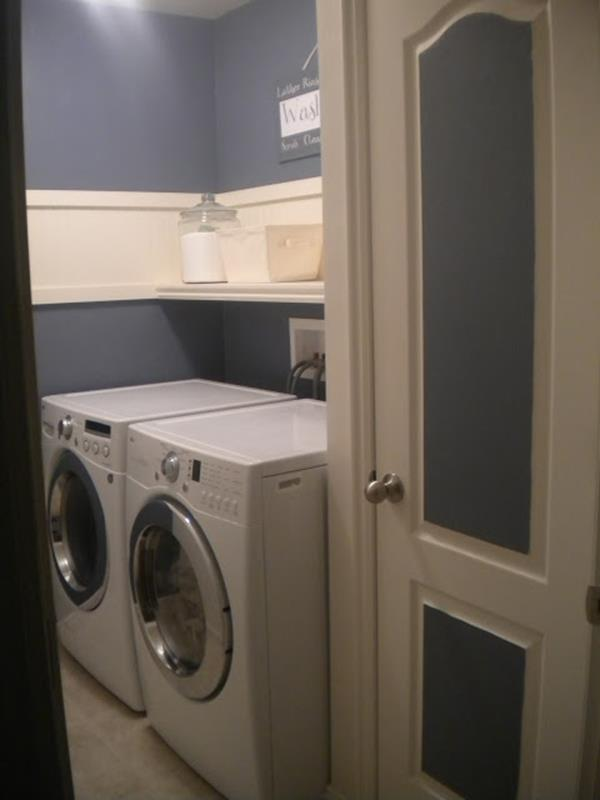 Best Paint Color For Small Laundry Room 35