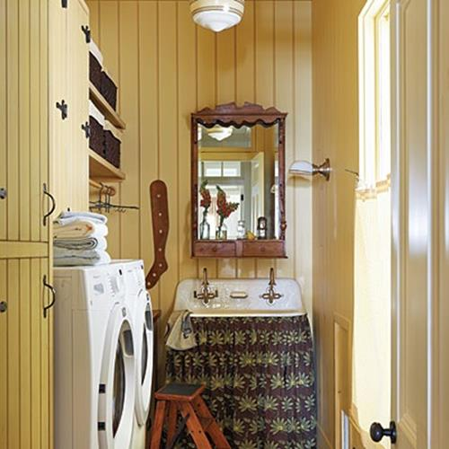 Best Paint Color For Small Laundry Room 40