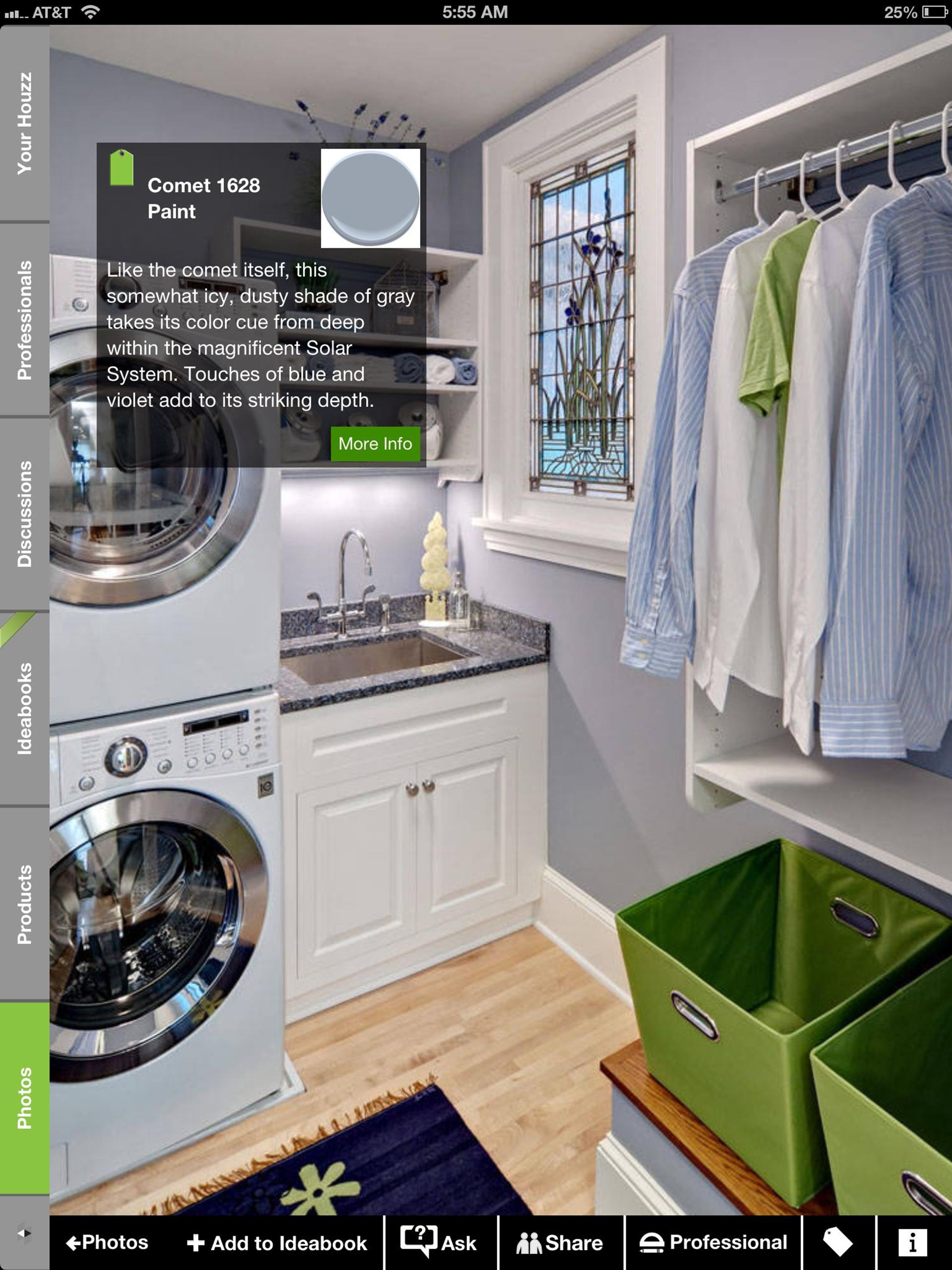 Best Paint Color For Small Laundry Room 5