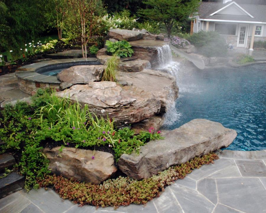 Landscaping Ideas With Rocks And Mulch 20