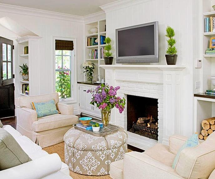 Living Room Furniture Ideas For Small Spaces 11
