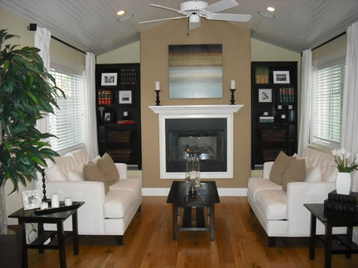 Living Room Furniture Ideas For Small Spaces 29