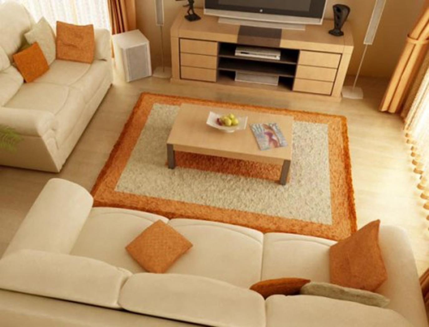 Living Room Furniture Ideas For Small Spaces 31