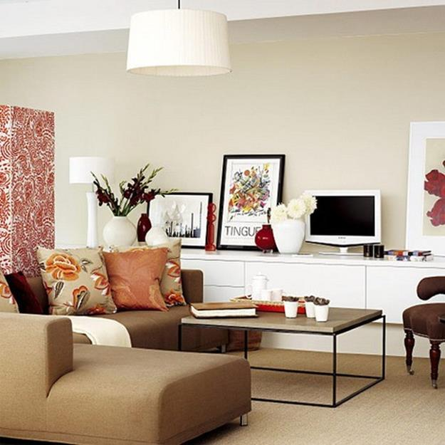 Living Room Furniture Ideas For Small Spaces 9