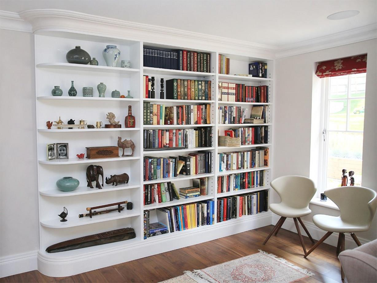 Perfect Bookshelves For Small Spaces and Decor Ideas 37