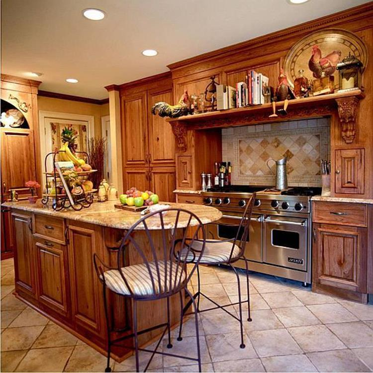 Small Country Kitchens Design and Decor Ideas 11