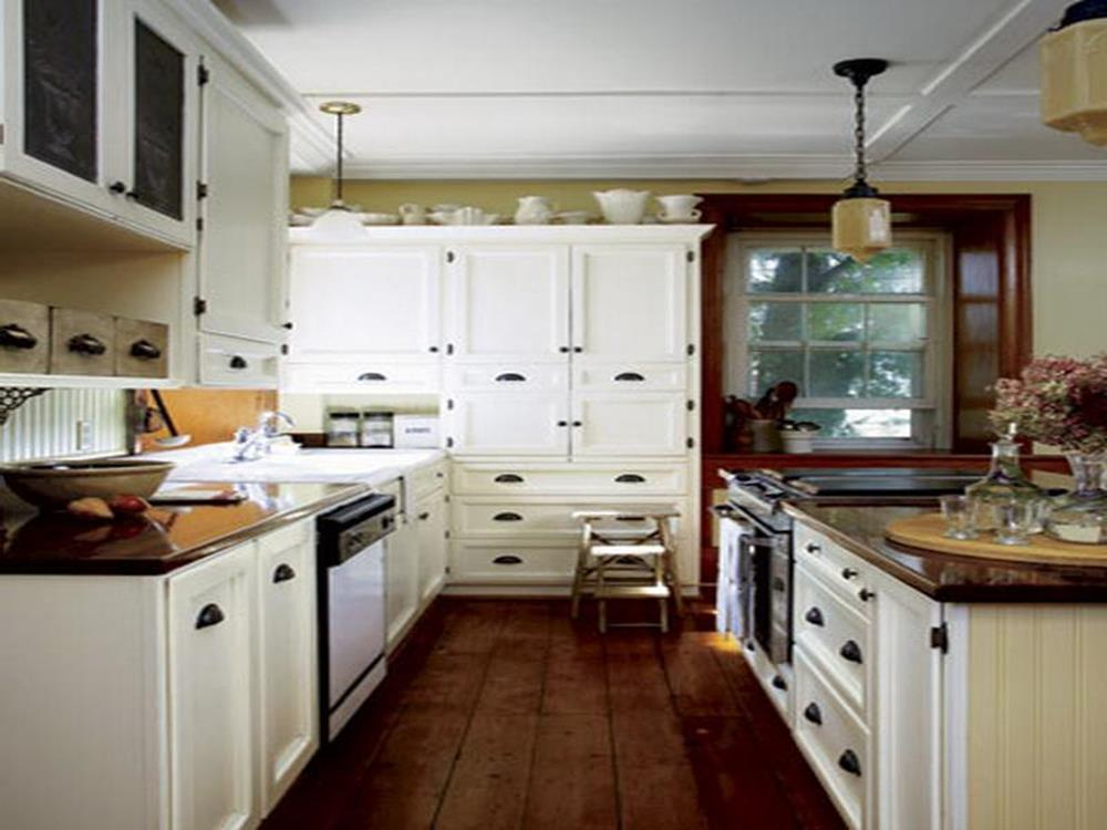 Small Country Kitchens Design and Decor Ideas 26