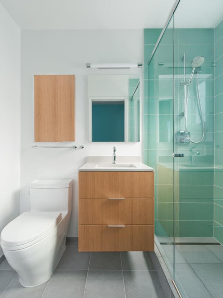 Spa Bathroom Remodel For Small Space 1