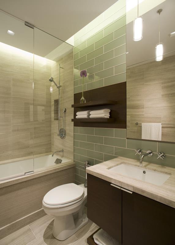 Spa Bathroom Remodel For Small Space 15