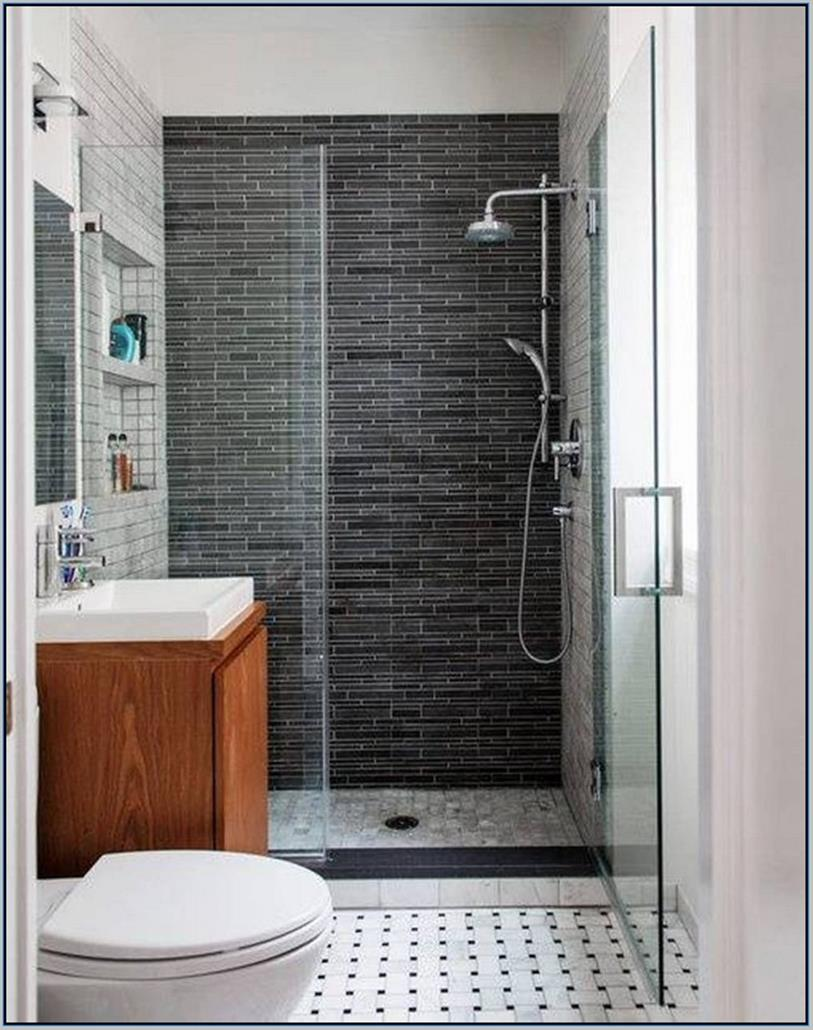 Spa Bathroom Remodel For Small Space 18