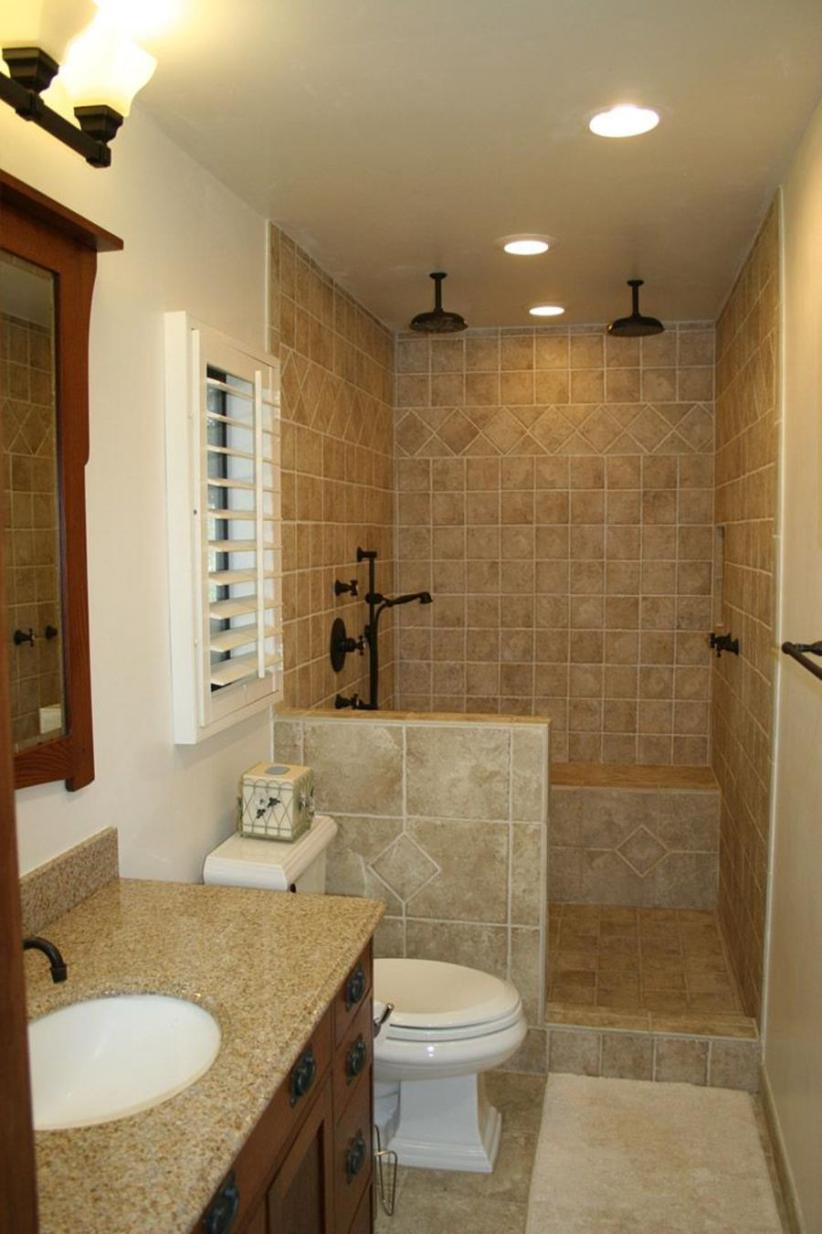 Spa Bathroom Remodel For Small Space 2