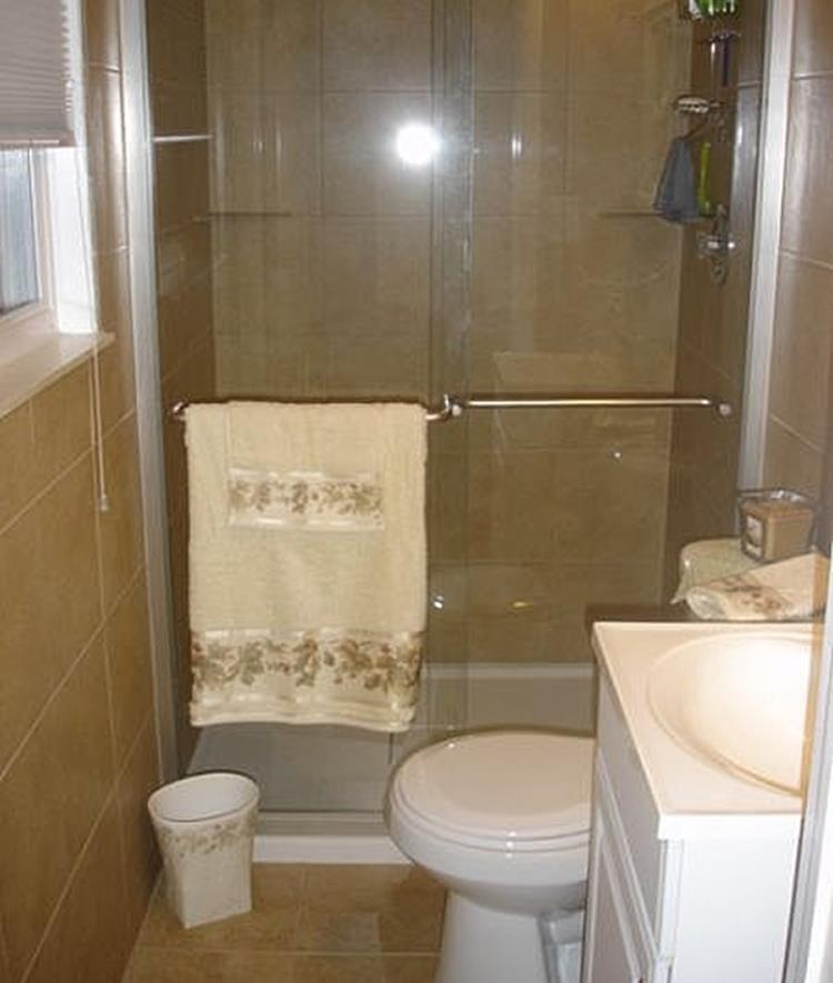 Spa Bathroom Remodel For Small Space 27