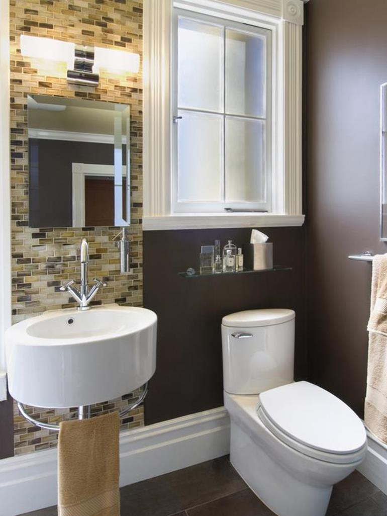 Spa Bathroom Remodel For Small Space 30