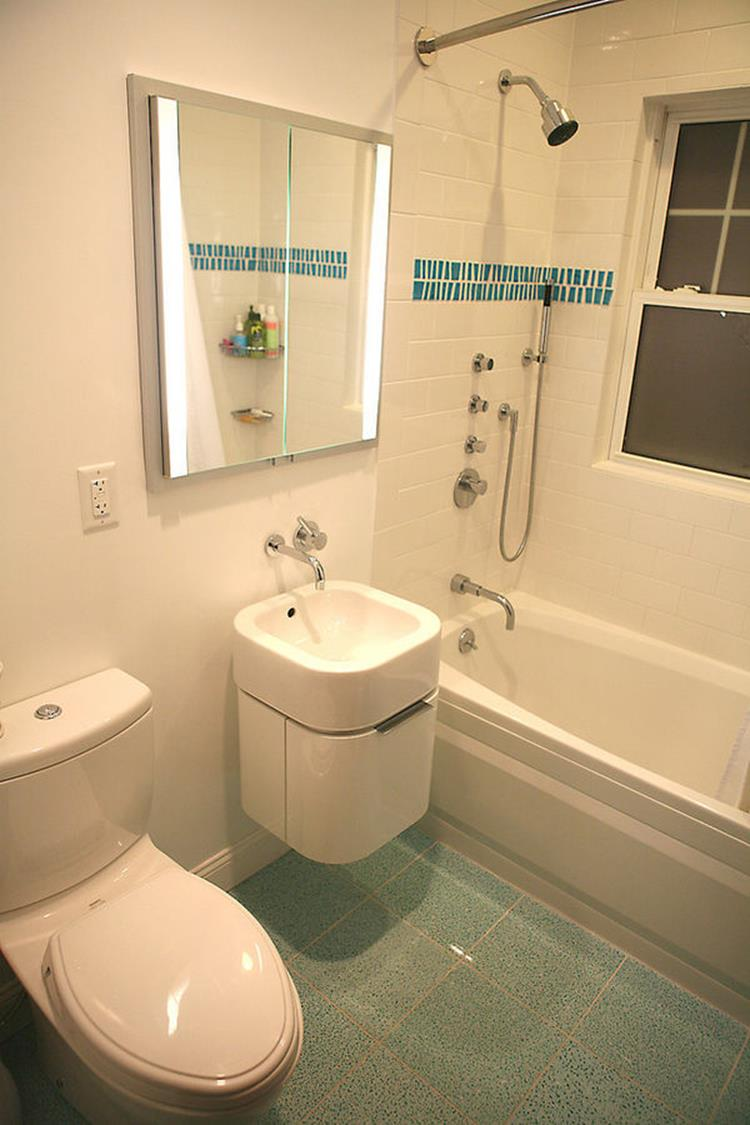 Spa Bathroom Remodel For Small Space 5