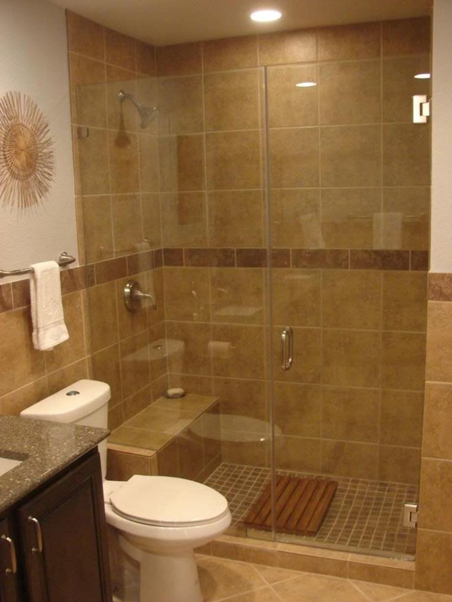 Spa Bathroom Remodel For Small Space 7